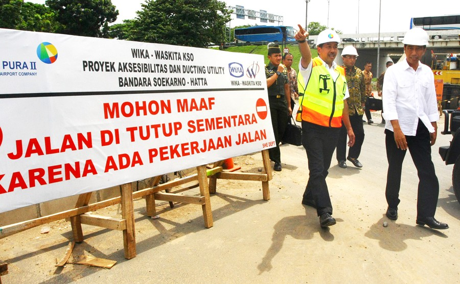 Soekarno-Hatta airport train to start operating in July