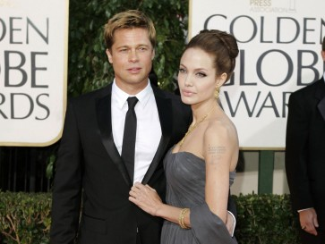 Angelina Jolie and Brad Pitt are talking again