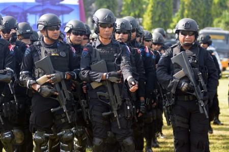 Security tightened in Bali ahead of Interpol meeting
