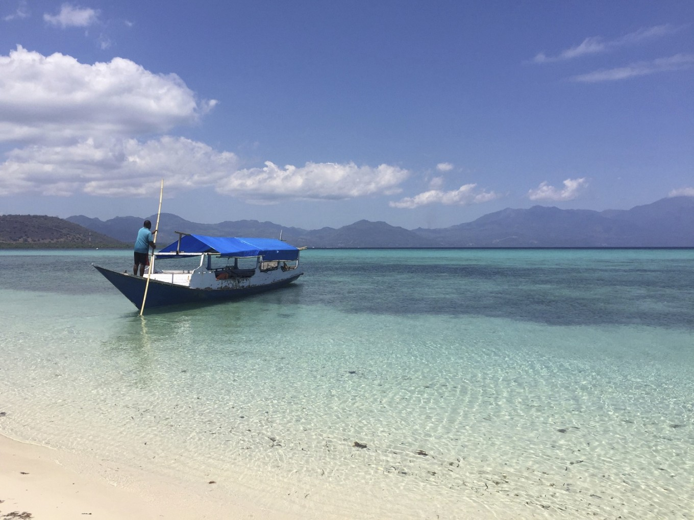 Island-hopping in Indonesia: Visiting a few from thousands
