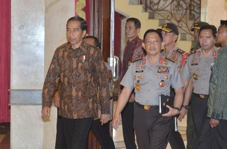I will not protect Ahok: Jokowi
