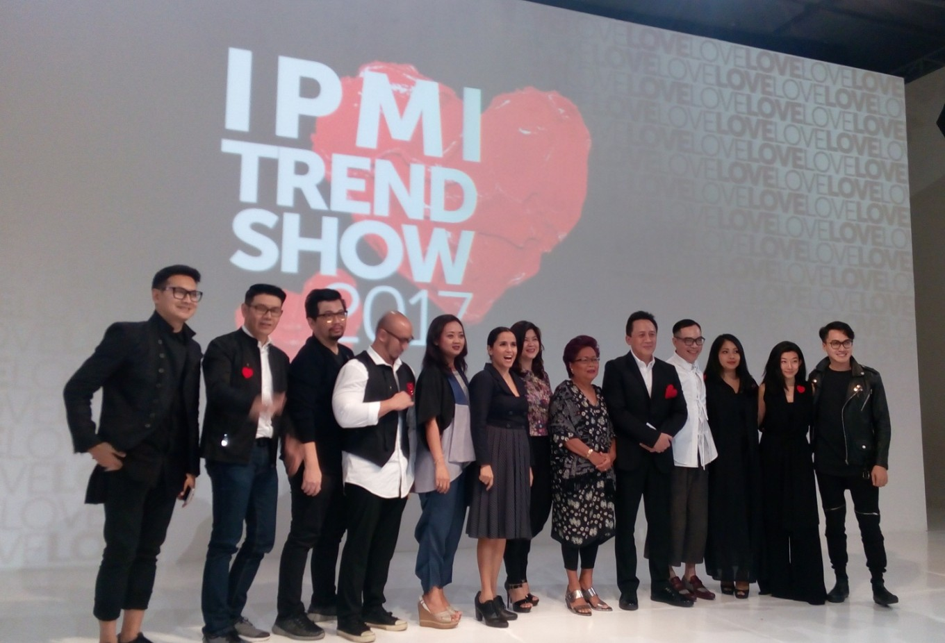 IPMI's annual fashion show still going strong after 30 years