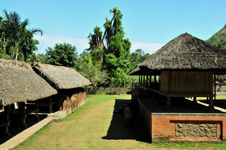 Different cultural insights in Bali's Tenganan village