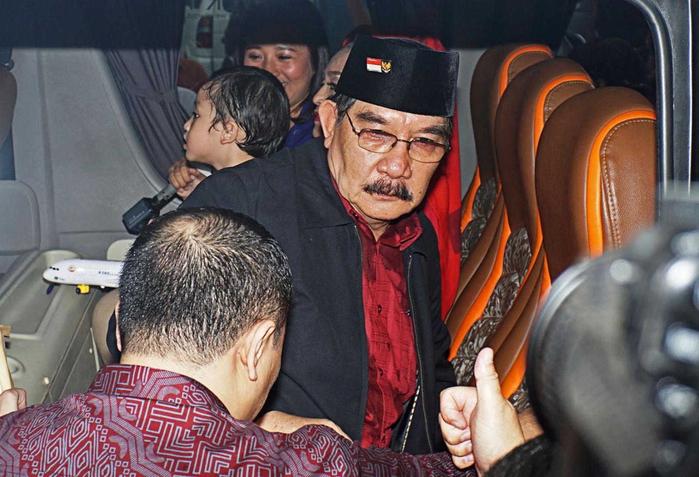 SBY behind murder accusations against me: Antasari