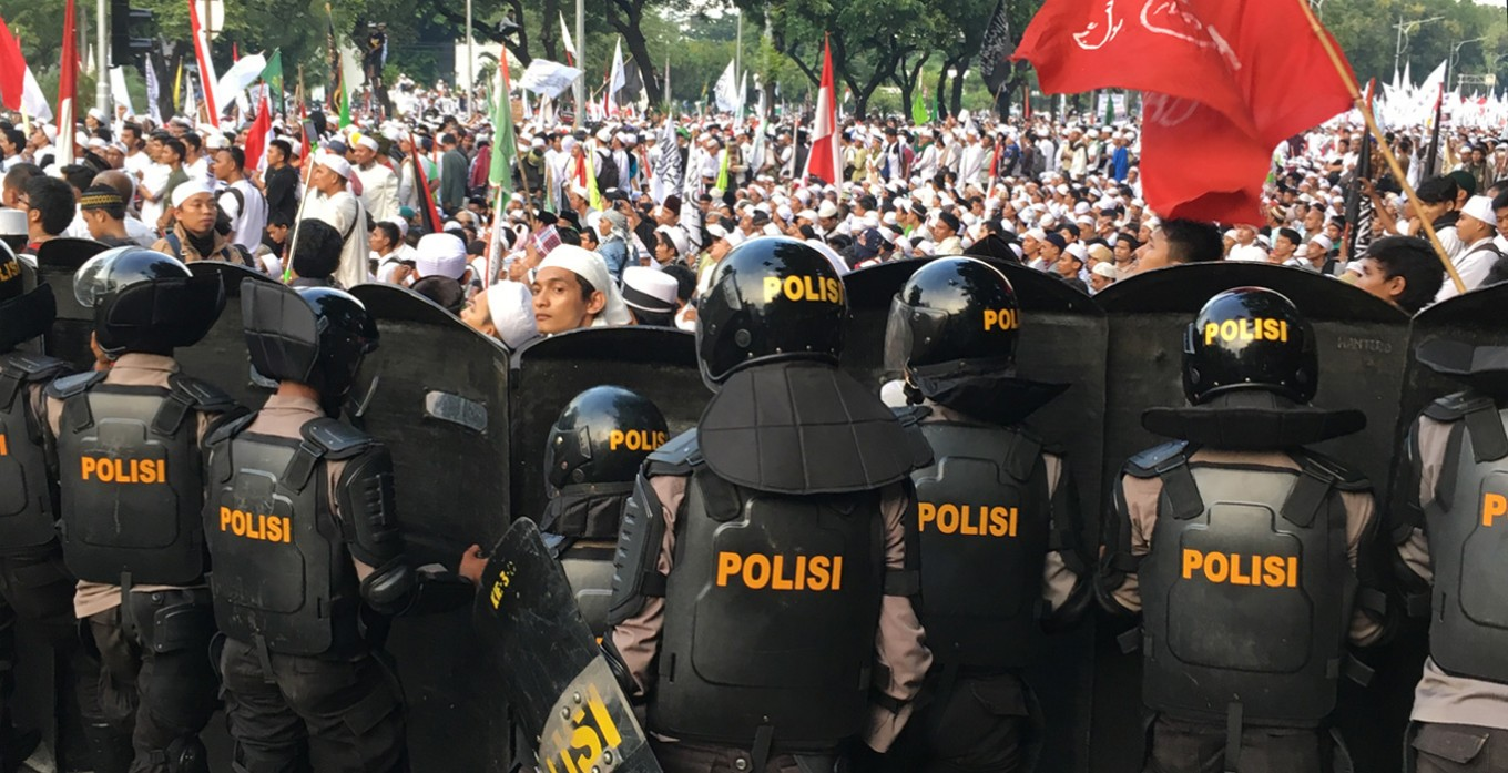 Is Indonesia at stake in Nov. 4 anti-Ahok rally? Part 1
