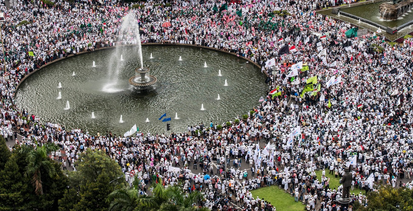 Is Indonesia at stake in Nov. 4 anti-Ahok rally? Part 2