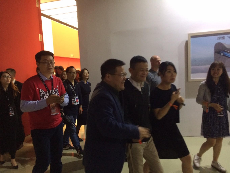 Jack Ma not canceling on Indonesia