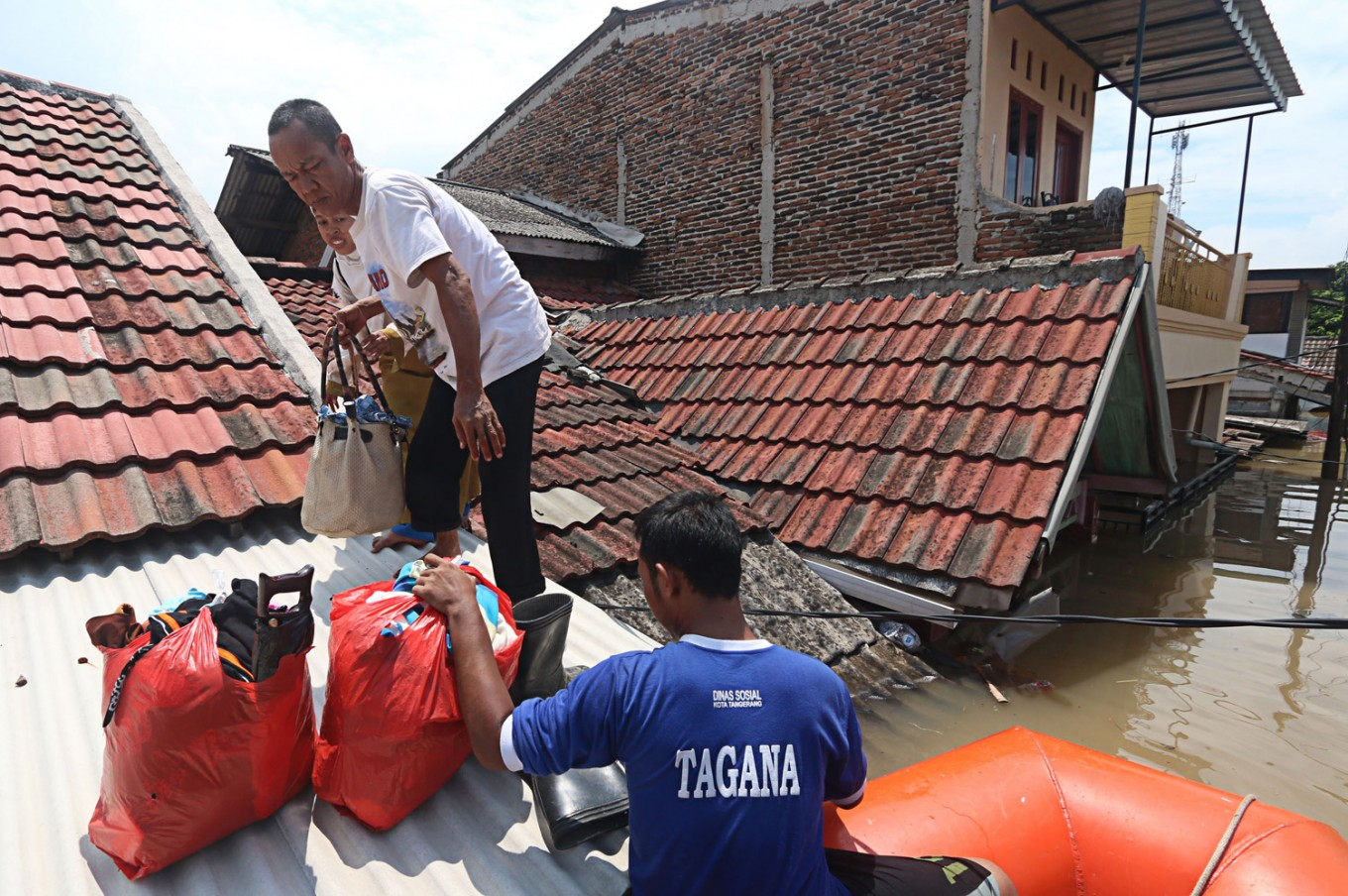 Indonesia sees highest number of natural disasters in 10 years