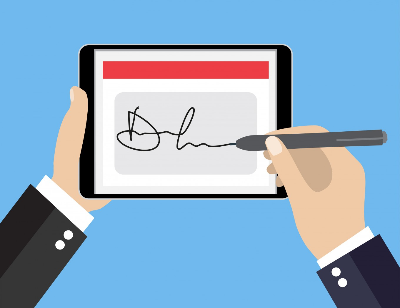 Ministry encourages use of digital signatures