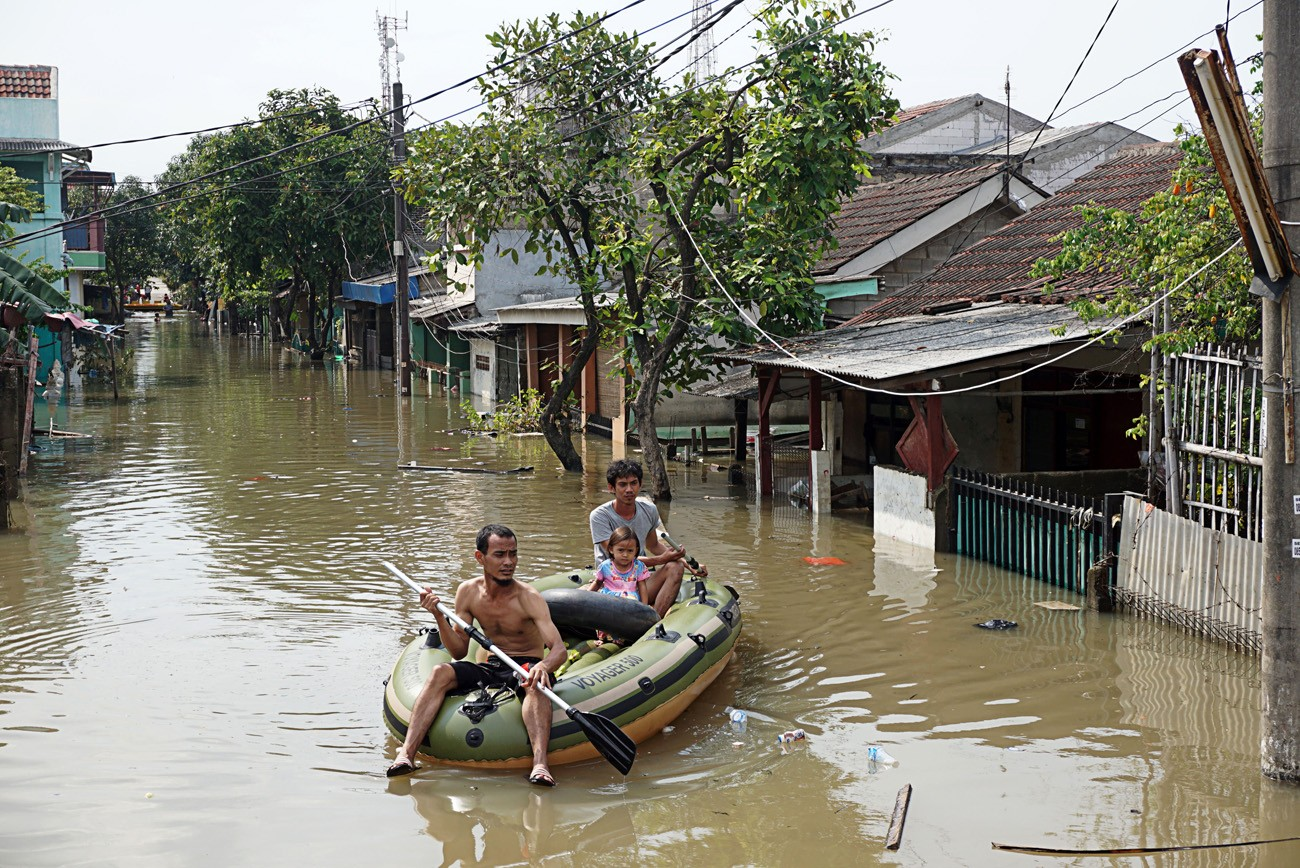 Expert blames unchecked construction, poor drainage system for floods
