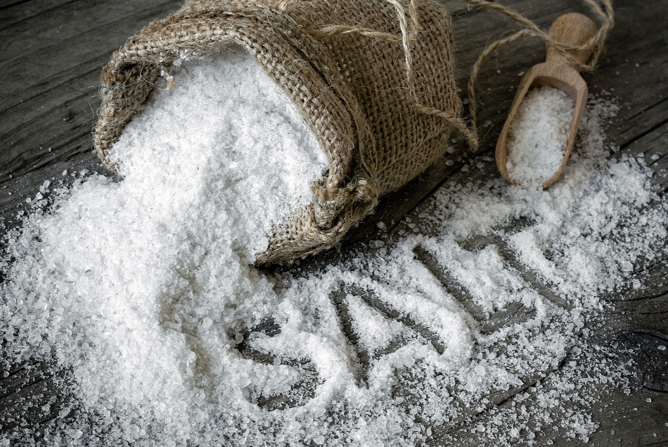 How you can reduce your salt intake