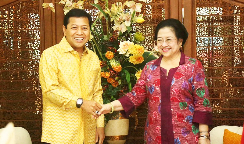 Indonesia's House speaker allegedly involved in e-KTP mega corruption scandal