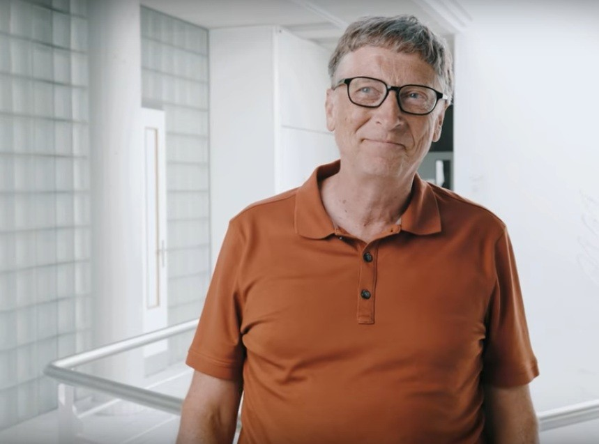 Bill Gates sees US likely to maintain aid levels for Africa