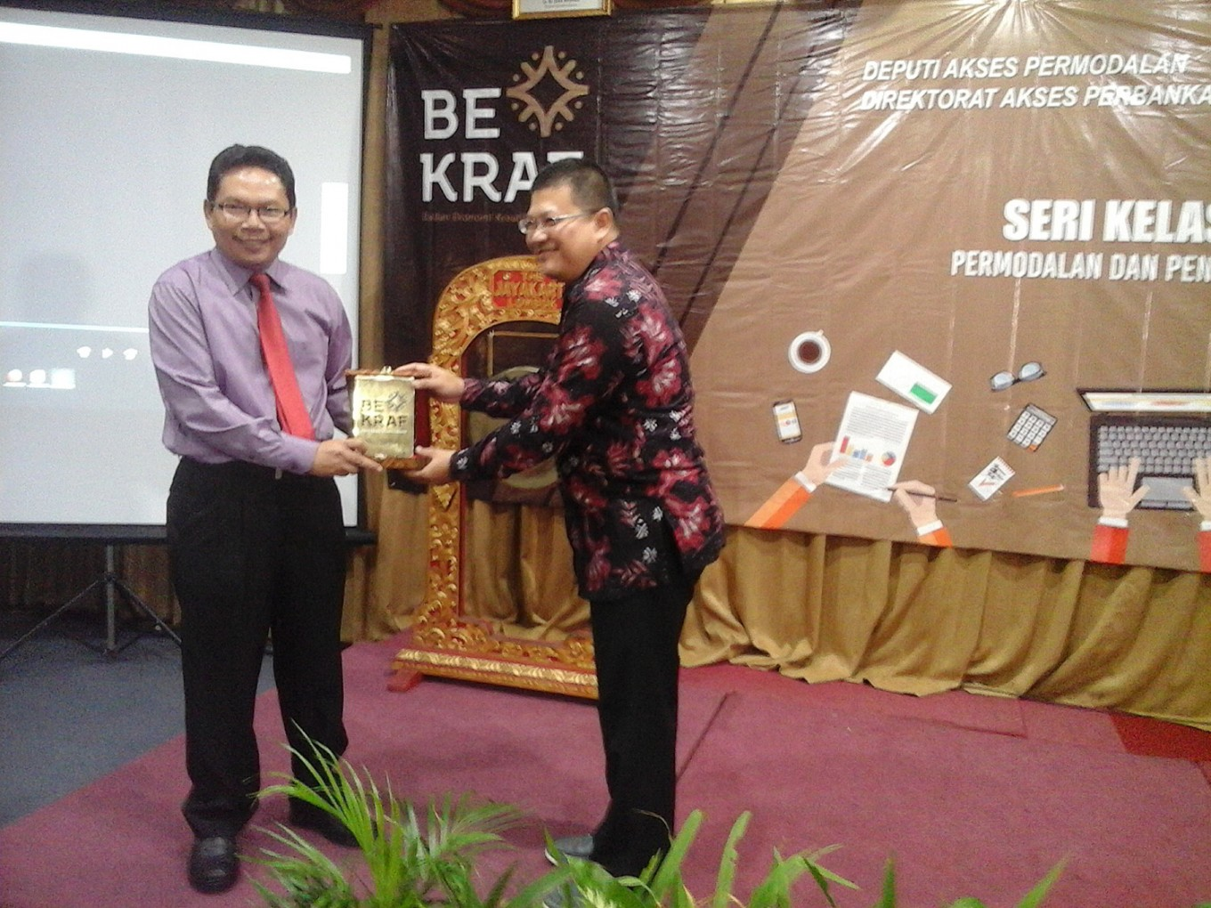 Bekraf provides Islamic finance training for creative economy players in NTB
