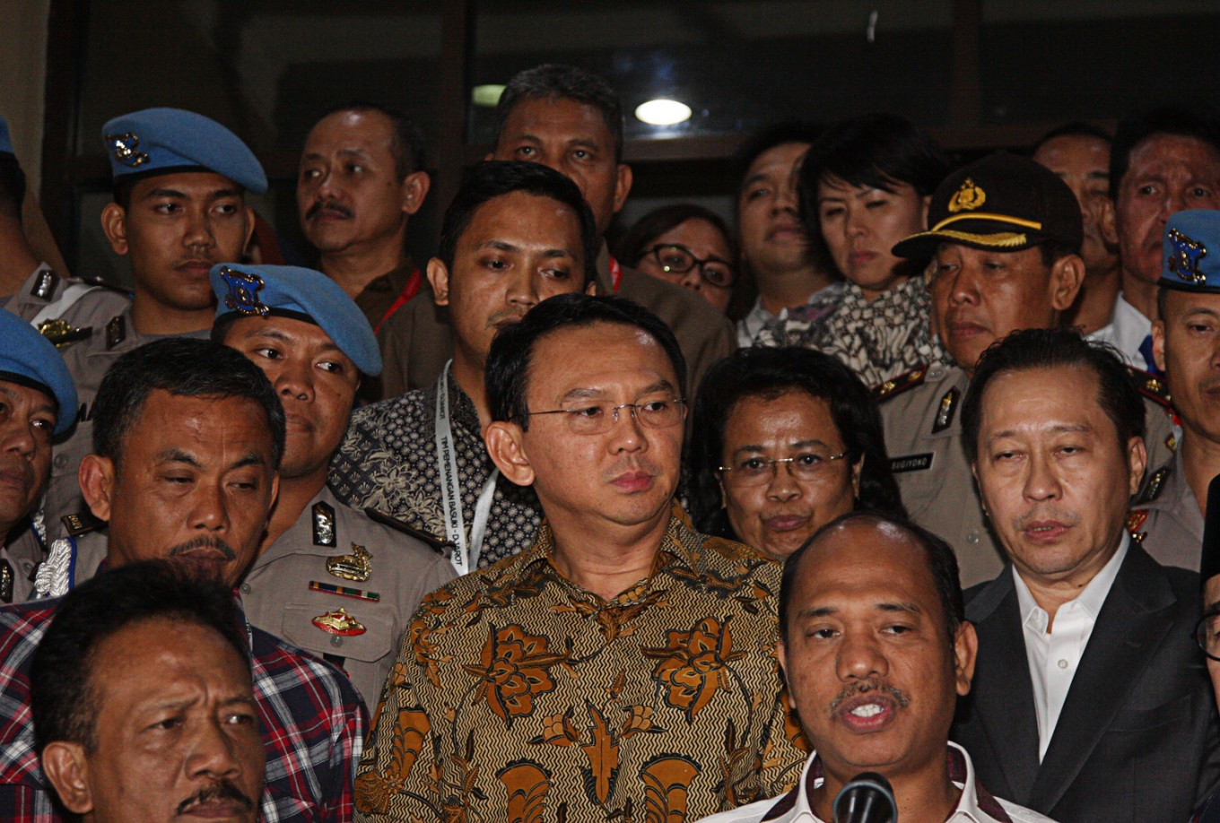 Hard For Ahok To Bounce Back Expert Politics The Jakarta Post