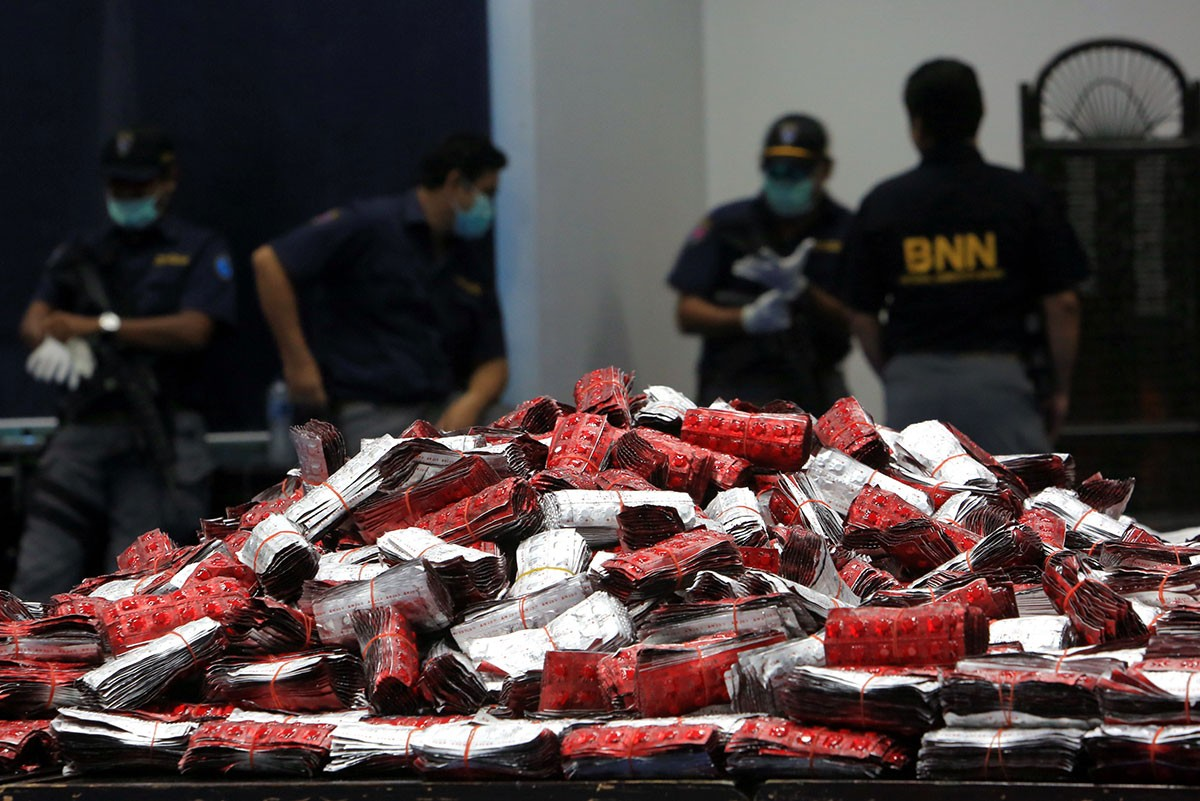 Global drug rings target Indonesia after shifting from Philippines: BNN
