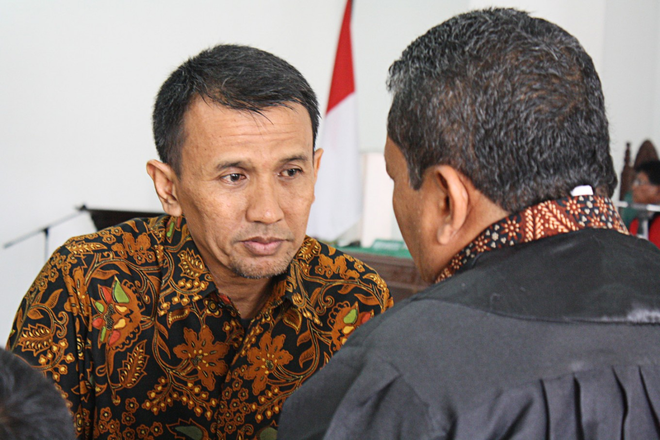 Ex-N. Sumatra governor sentenced to 6 years in prison for corruption