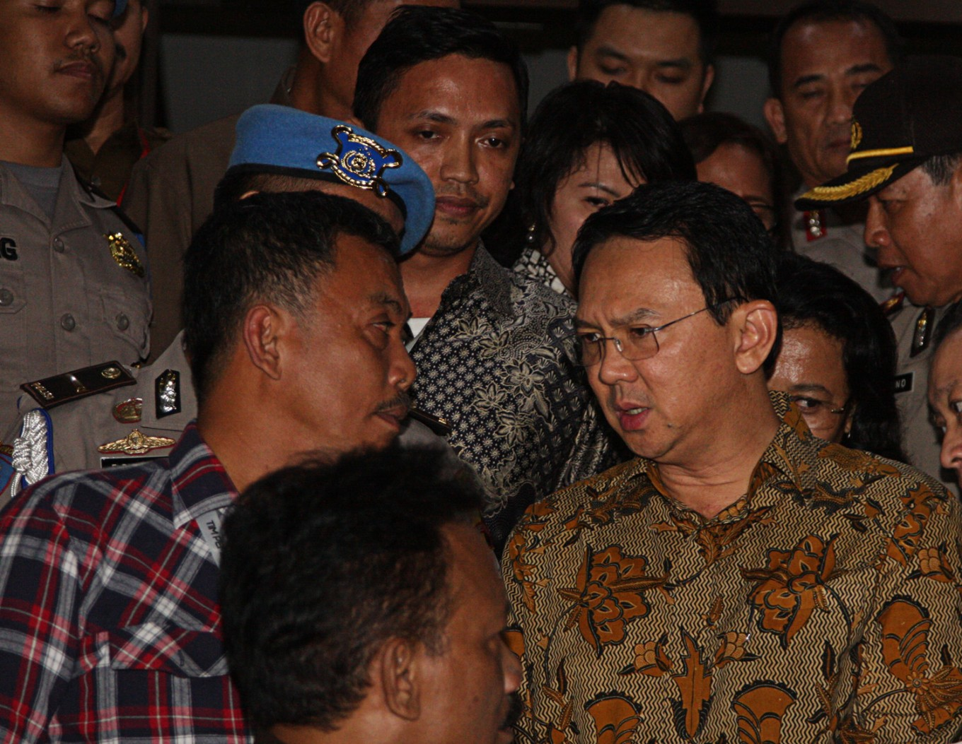 AGO submits Ahok's case dossier to court, awaits trial date