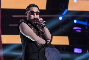 Psy to return in May