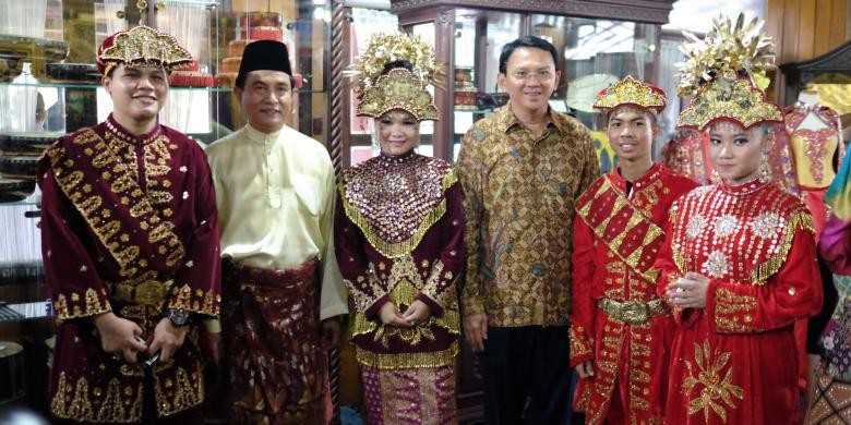 Yusril supports Ahok's right to contest election