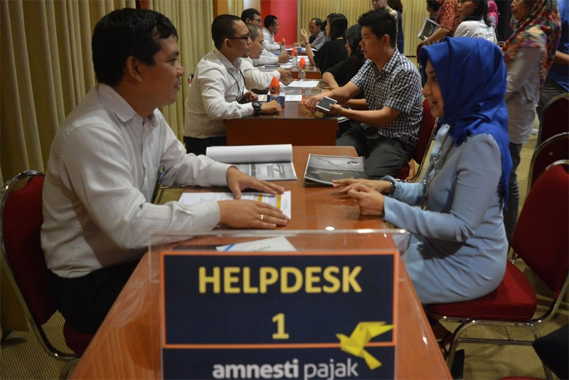 Tax amnesty final round targets SMEs, professionals