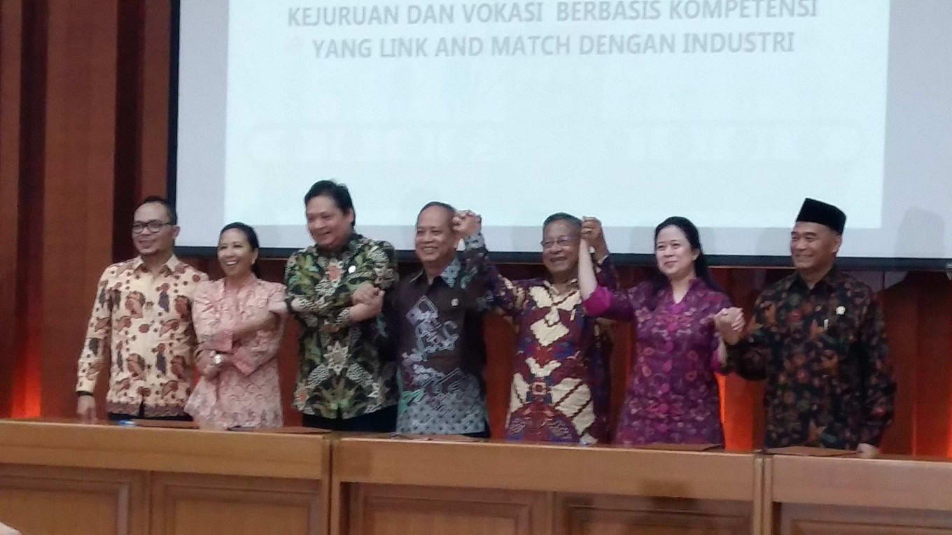 Indonesia to introduce skill certificates at vocational schools