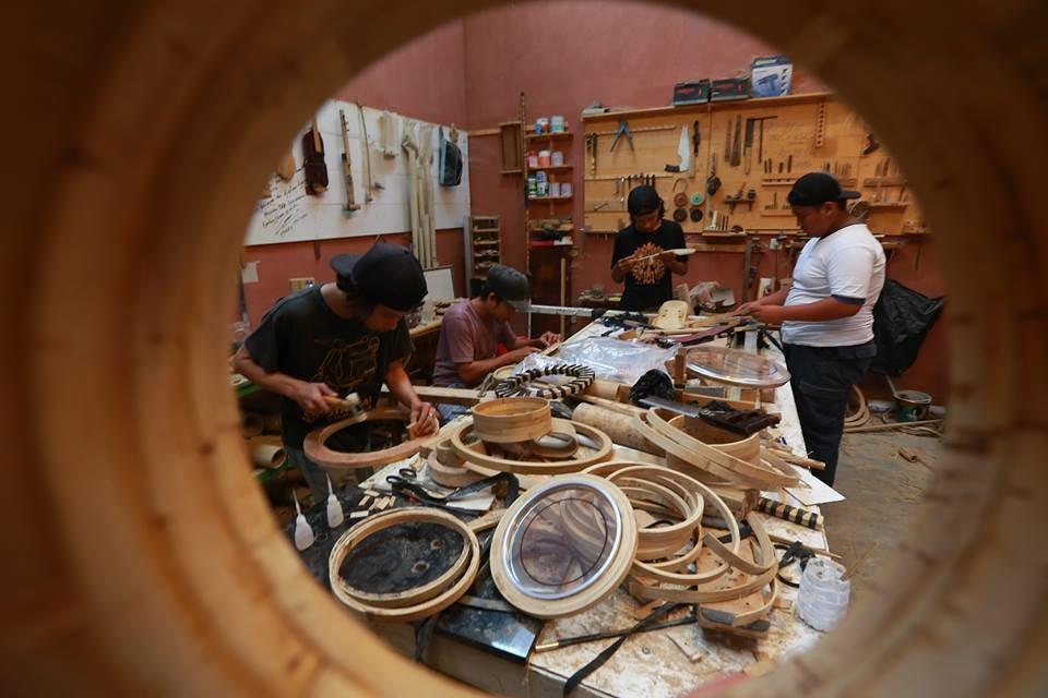 Young entrepreneurs drive social, ecological innovation