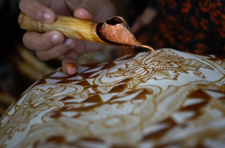 Batik: a cultural dilemma of infatuation and appreciation