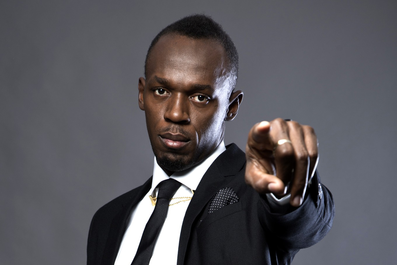 Usain Bolt becomes 'Chief Entertainment Officer' for French champagne house