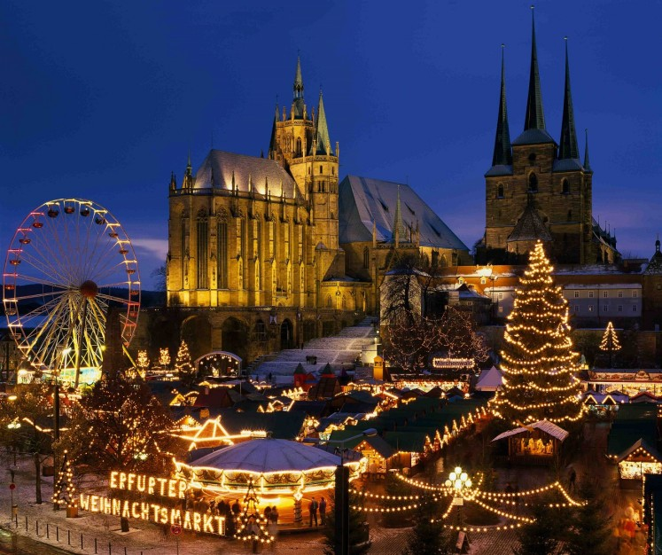 An ethereal experience: Christmas markets in Germany
