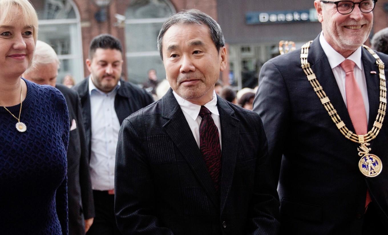 Translation more hobby than work for novelist Murakami