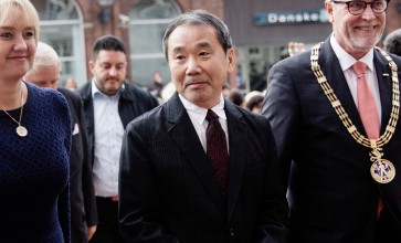 Translation more hobby than work for novelist Murakami