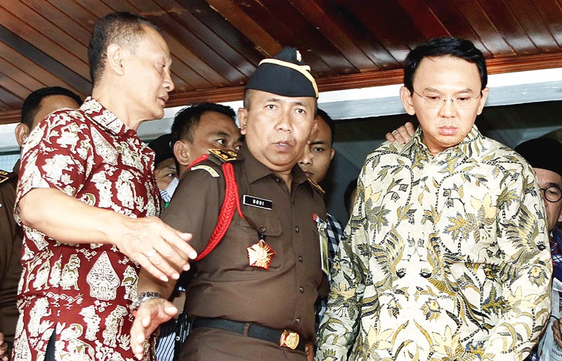Ahok blasphemy trial to start Thursday