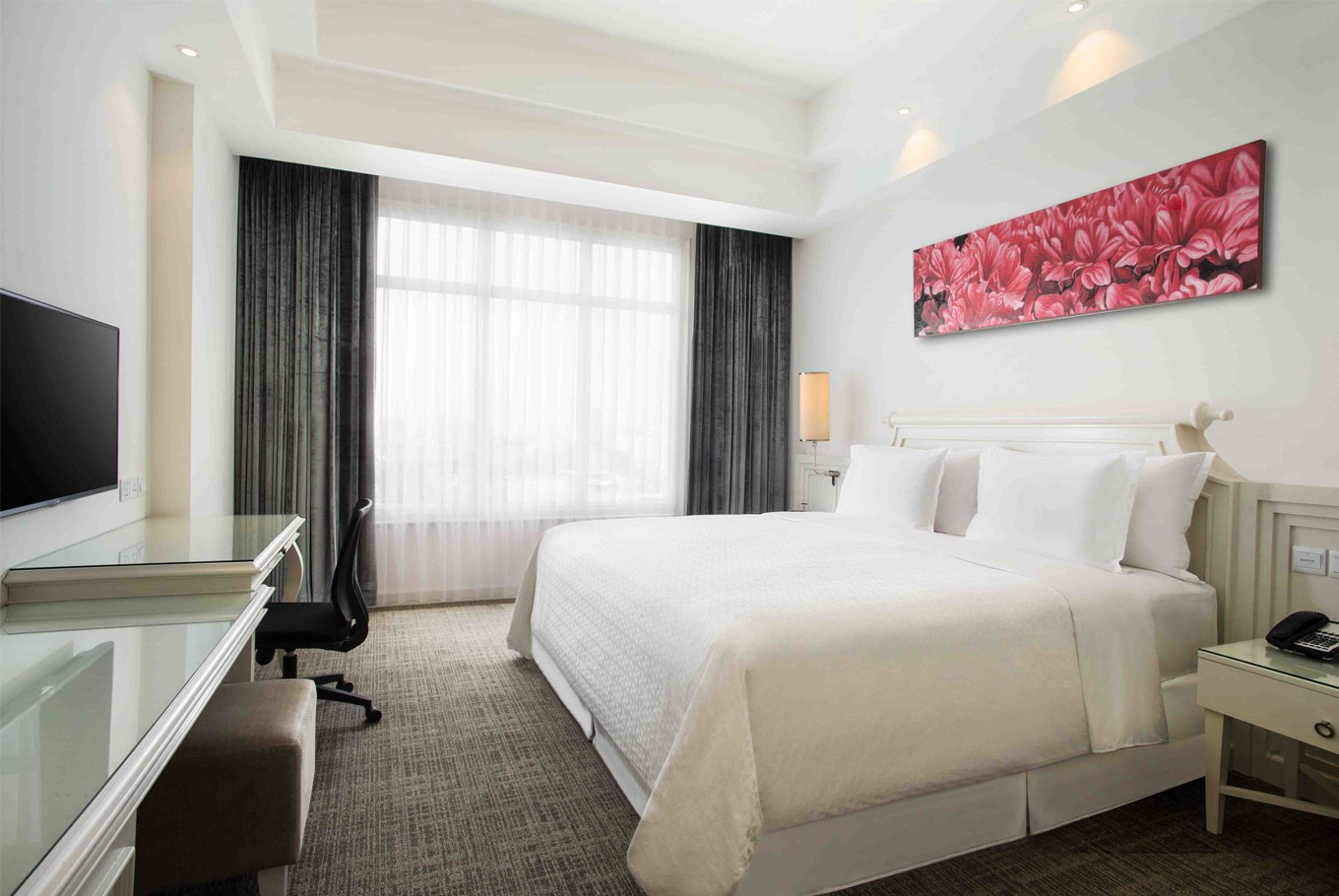 A bandung four star hotel boasts comfy stay in cozy for Design hotel 4 stars