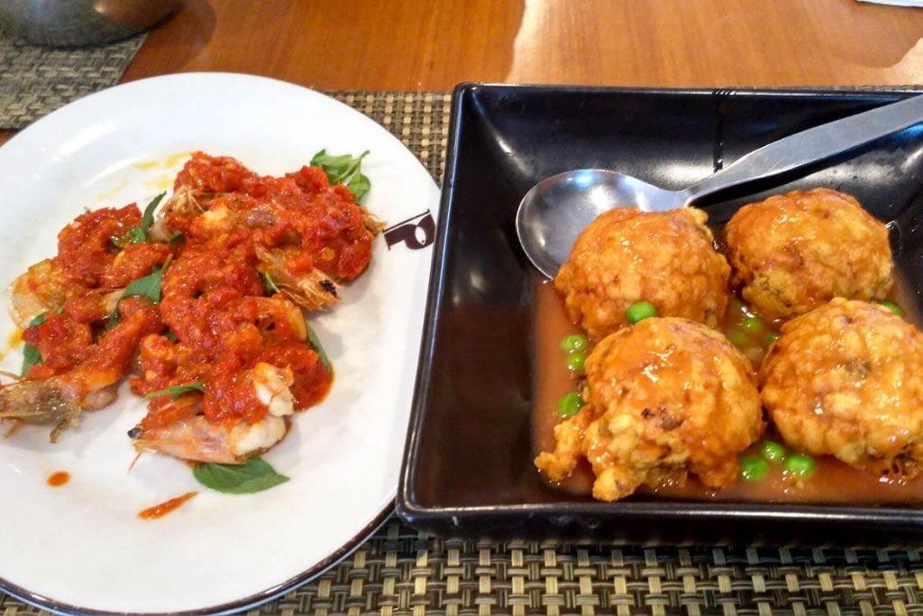 Sampling healthy menus crafted by nutritionist in Jakarta