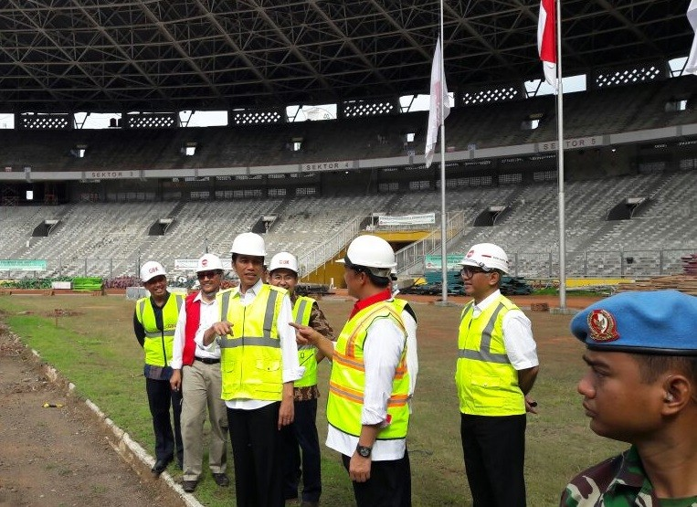 Jakarta to provide extra loan for Asian Games projects