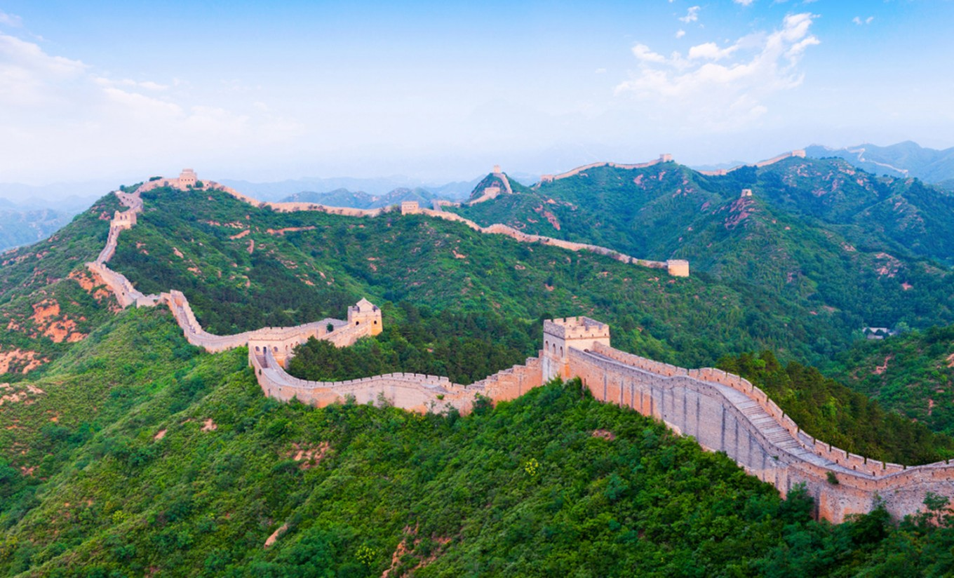 How long is China's Great Wall?