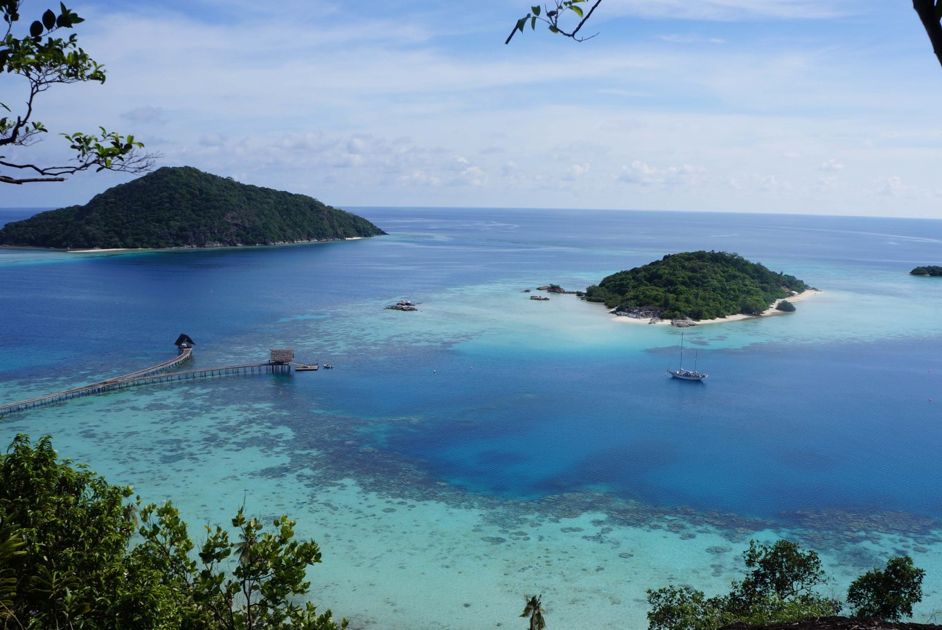 Things to do while holidaying on the Anambas Islands
