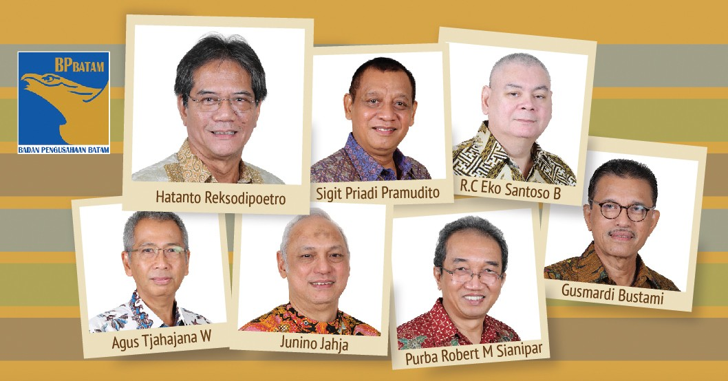 BP Batam: 45 years of developing Batam