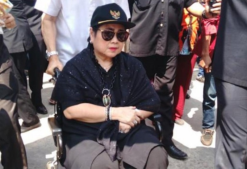 Rachmawati to be interrogated once healthy: Police