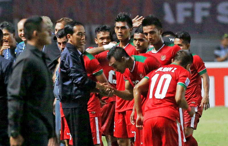Indonesia faces challenge of maintaining domination in second leg