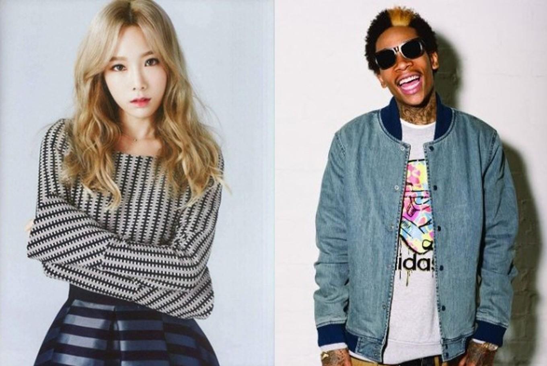 Taeyeon and Wiz Khalifa tussle over MAMA performance