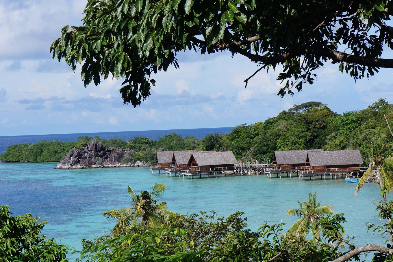 Bawah Island of Anambas Islands nominated for most popular diving spot