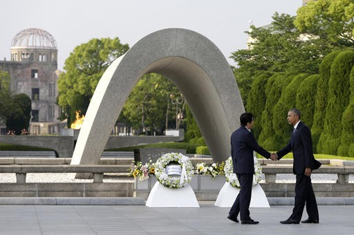 Japanese leader Abe won't apologize at Pearl Harbor