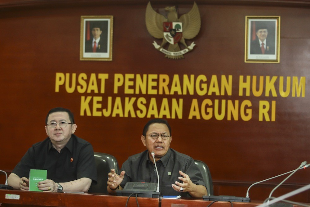 Expediting of Ahok's case indicates 'trial by mob': Setara