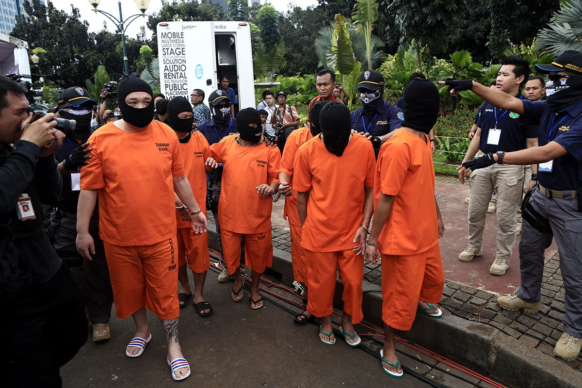 BNN Central Java foils drug smuggling from Germany