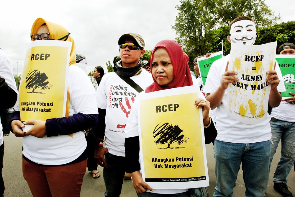 Why RCEP is more dangerous than Bilateral Investment Treaties