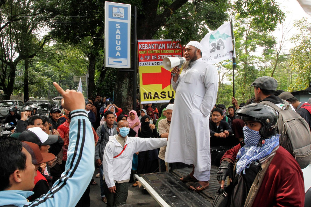 Christians in indonesia today