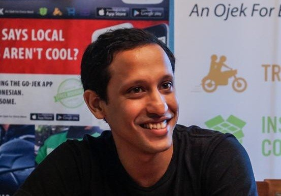 Go-Jek founder Nadiem Makarim receives Asian of the Year award