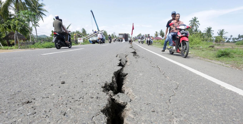 6.4-magnitude earthquake hits Aceh